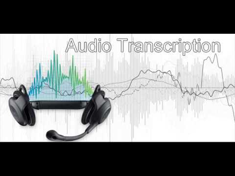 BEST AND AFFORDABLE ONLINE TRANSCRIPTION COMPANY