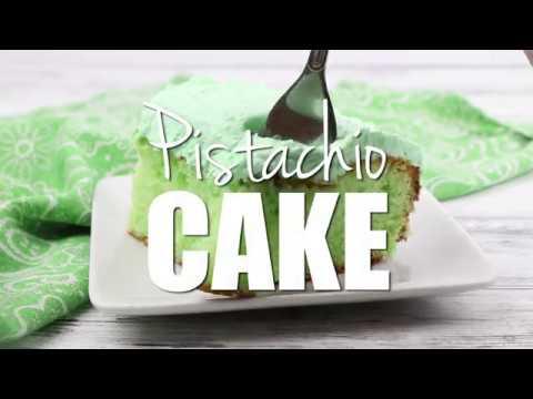 How to make: Pistachio Cake