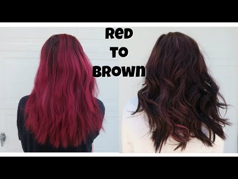 How to get RID of RED HAIR | ColorOops | Alyssa Nicole |