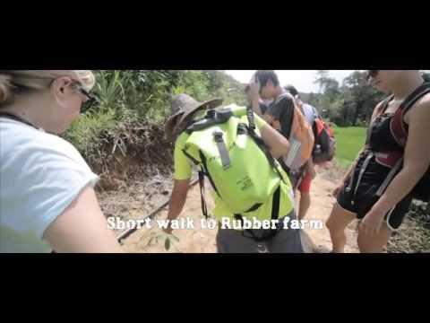 Cycling/Mountain Biking Adventure by Sabah's Trek Finder Tours!