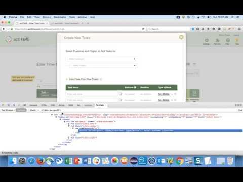 How To Handel Dynamic Table In Selenium Video-2