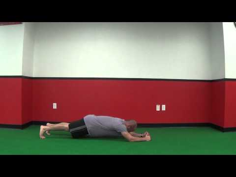 Long Lever Plank