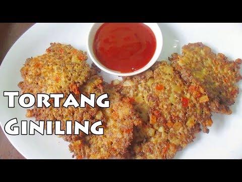 Tortang Giniling Recipe