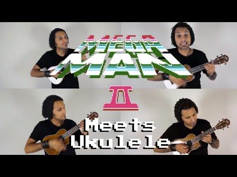 Mega Man 2 Meets Ukulele (dr. wily stage)