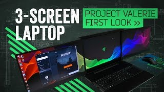 Razer Project Valerie Hands On