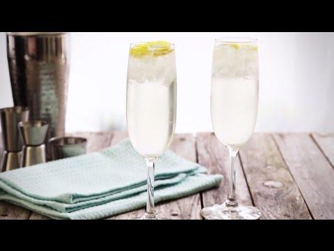 How to Make a French 75 | Cocktail Recipes | Allrecipes.com