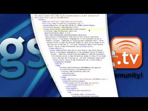 How To Change Your Podcast RSS Feed In iTunes - iTunes Redirect
