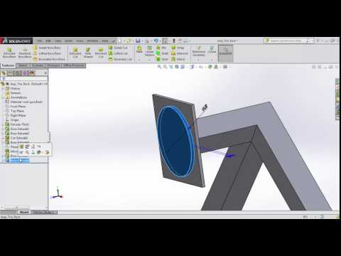 Solidworks-Sketch Relations