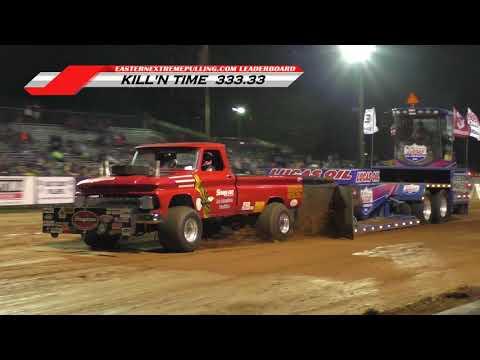 August 20, 2016 Buck Motorsports Park Hot Rod Semi Trucks