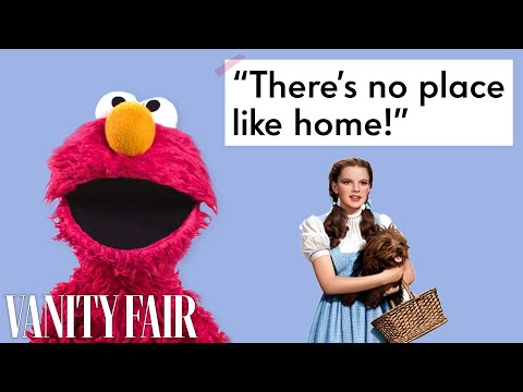 The Cast of Sesame Street Reads Famous Movie Quotes   Vanity Fair