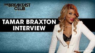 Tamar Braxton Talks Comments on 'Verzuz', Quarantine Life + New Music & Beauty Show!