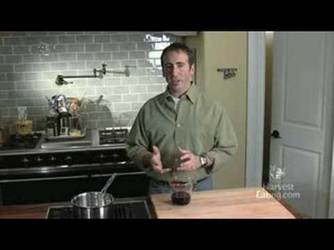 Video Recipe: Balsamic Reduction