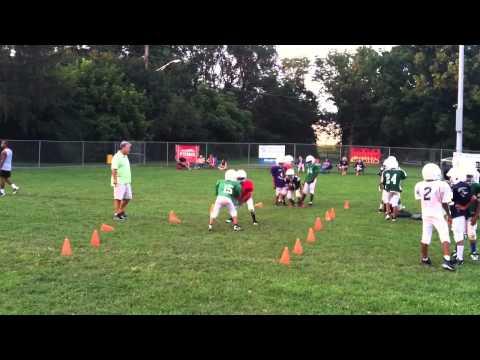 2013 CAMP AGGRESSION FOOTBALL