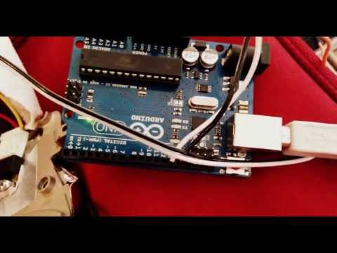arduino fuel injector driver