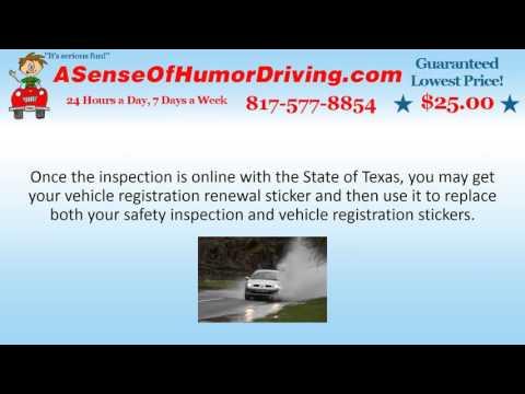 Vehicle Registration Changes