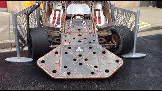 Fast & Furious 6 - Flip Car (Owen Shaw's Car) (Daylight)