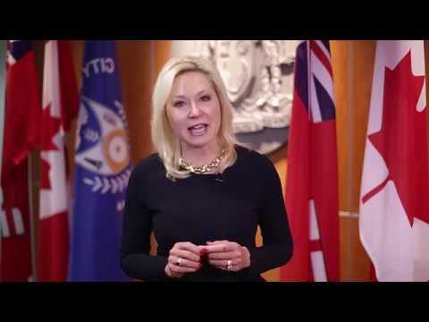 A Message from Mayor Crombie: Get Out & Vote