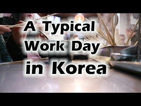 Korea VLOG | My Typical Day in Korea