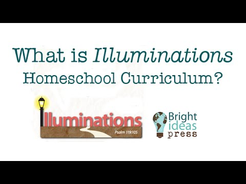What is Illuminations Homeschool Curriculum?