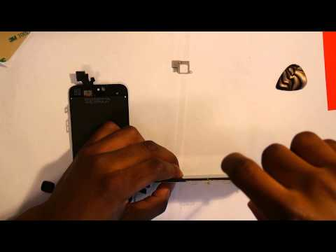 Cheapest way of replacing an iphone 5 screen