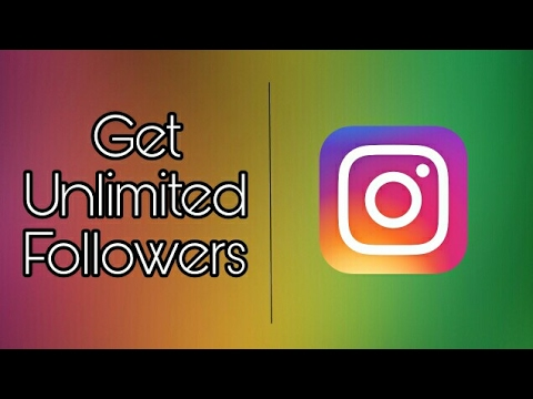 How to get unlimited followers on instagram | Hacked (March 2017)