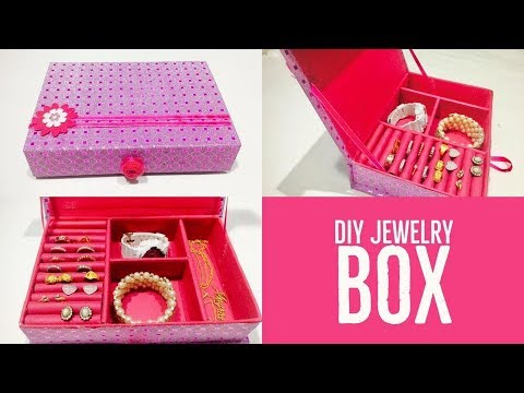 DIY Jewelry Box!