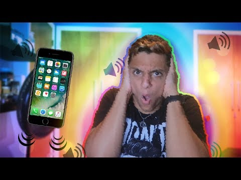Make Your iPhone LOUDER! (iPhone Hacks)