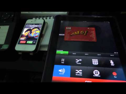 Home VOIP System using Asterisk PBX