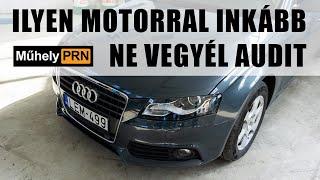 Totalcar MűhelyPRN 18.: Ilyen motorral inkább ne vegyél Audit