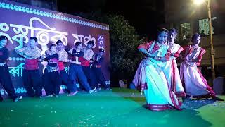 The best dance of Dekho Aloy Alo Akash song (Asadoma Sadgamaya) by Arijit Singh