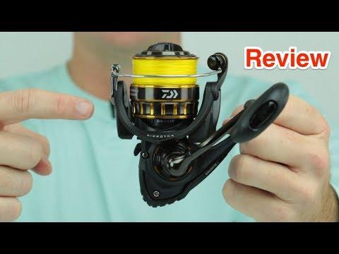 Daiwa BG 2500 Spinning Reel Review [Inshore Saltwater Performance]