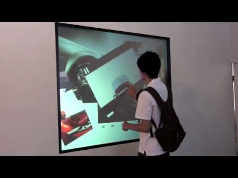 FlipScript Interactive Multi-touch Showreel