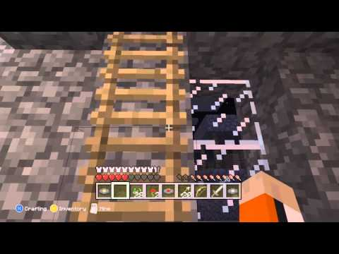 Minecraft (Xbox 360): 1.8.2 All 12 Discs / Easter Eggs in the Tutorial