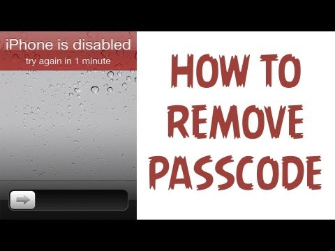 How To Remove A Passcode From an iPhone, iPad, & iPod Touch