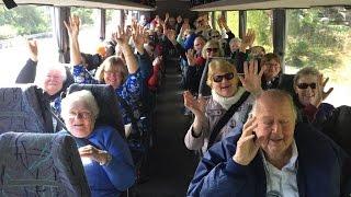 Seniors Travel Club - Pegasus Coach Tours