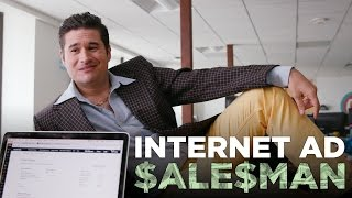 If Internet Ads Were Salesmen