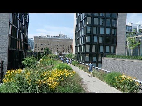New York 2016: ATRAPANDO POKEMONES POR BROOKLYN (Chelsea Market y High Line)