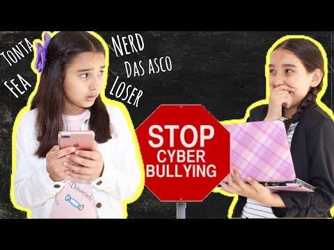 ALTO al Ciberbullying / Ciberacoso - Gibby :)