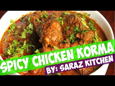 Chicken Korma Pakistani Recipe in Urdu