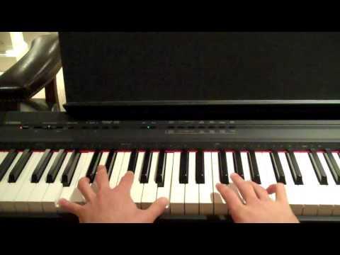 Brand New - Ben Rector Piano Tutorial