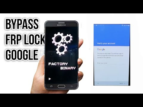 Bypass Google Account Samsung J7 Pro Android 7.0  With Rom COMBINATION