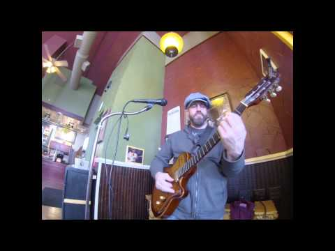 All Along The Watchtower -Bob Dylan cover solo live at Potbelly in Baltimore, MD