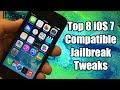 Top 8 Best iOS 7 Compatible Jailbreak Tweaks