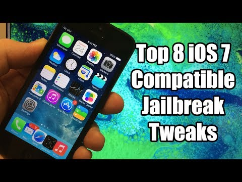 Top 8 Best iOS 7 Compatible Jailbreak Tweaks