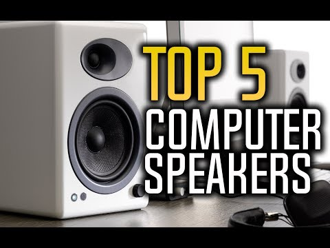 ▶️ Best Computer Speakers in 2017!
