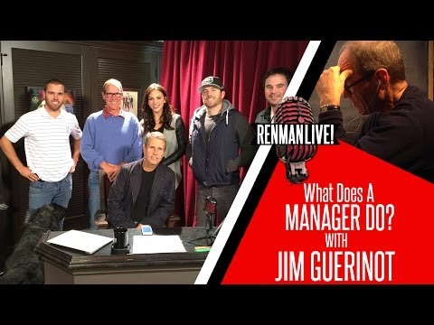What Does A Manager Do? With Manager Jim Guerinot
