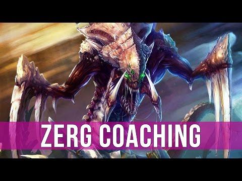 StarCraft 2: Zerg Coaching - High Gold/Platinum League Zerg vs Terran!