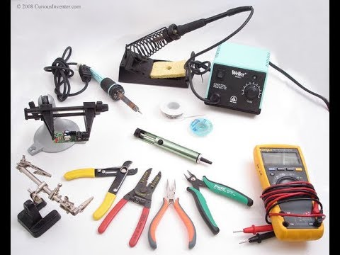 #Basic electronics:-Electronic components that every one should know!!!