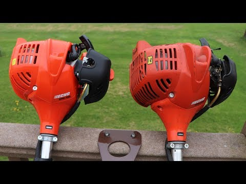 New Echo SRM 225 Straight Shaft Trimmer And Long Term Review Of The 4 Year Old One