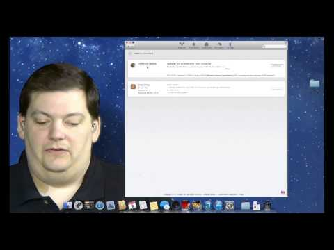 Installing Updates With The App Store - Mac Minute - Episode 14